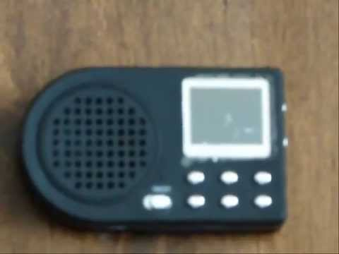 MP3 ELECTRONIC CALL   -   MP3  REPRODUCTOR DE CANTOS DE AVES   -  RICHIAMI MP3 PER UCCELLI