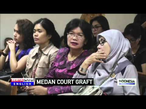 O.C. Kaligis Admits Giving Money to Medan Court Clerk