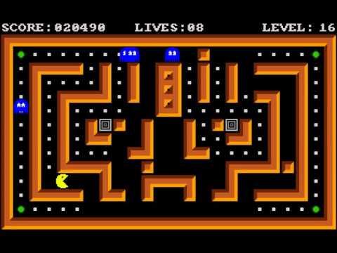 Amiga Longplay: Cruncher Factory