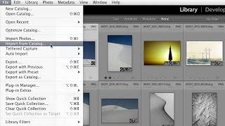 "Merging Individual Lightroom Catalogs into a ""Master"" Catalog"