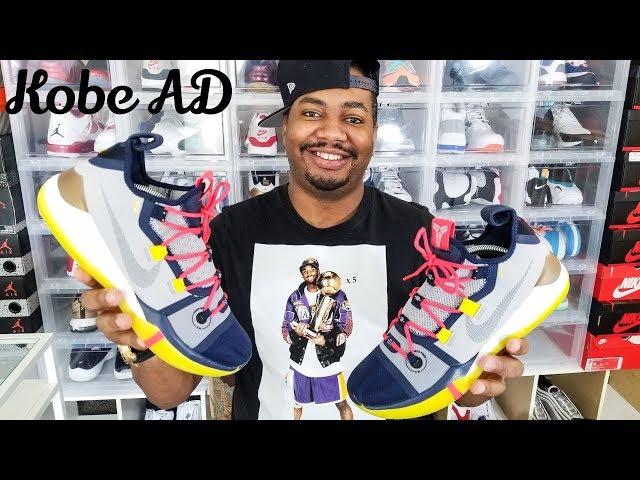 Nike Kobe AD Exodus Review!!!