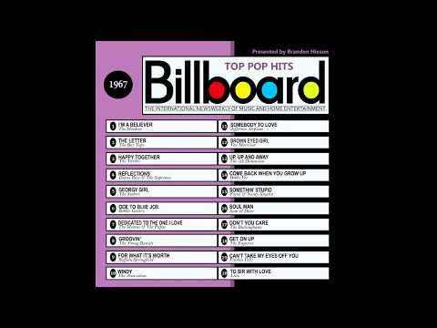 Billboard Top Pop Hits  1967