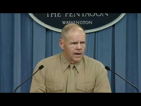 Marine Photo Scandal Widens - Full News Conference