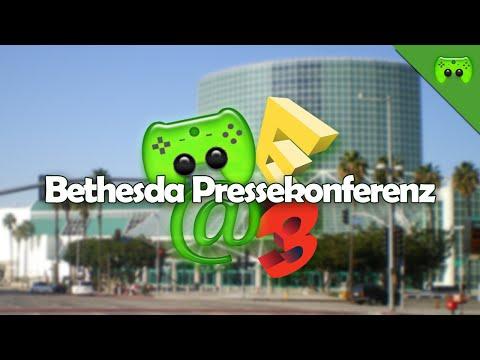 E3 STREAMS 2015 - Bethesda Pressekonferenz «» #PietStream   Live-Mitschnitt Full HD