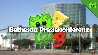 E3 STREAMS 2015 - Bethesda Pressekonferenz «» #PietStream | Live-Mitschnitt Full HD