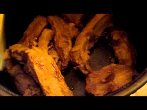 Ребрышки свиные рецепты с фото в мультиварке с картошкой