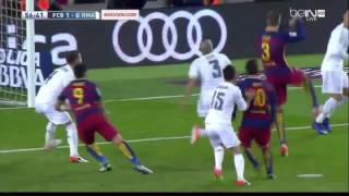 Barcelona vs Real Madrid 1-2 All Goals 720p HD (2016)
