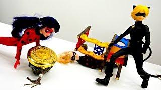 Мультик Леди Баг и Супер Кот Мультик: волшебное зеркало в музее