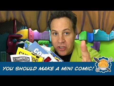 You Should Make A Mini Comic!