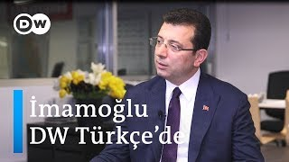 İmamoğlu: Seçimin sonucunu değiştirecek bir husus yok - DW Türkçe