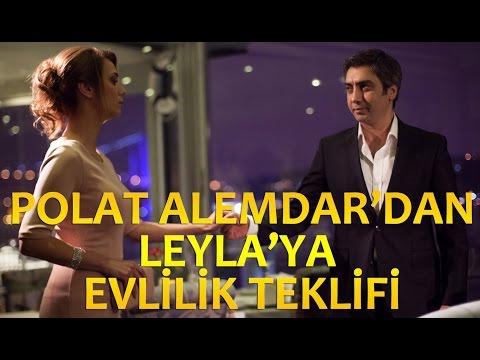 Polat Leyla'ya Evlilik Teklifi Yapıyor.. | Kurtlar Vadisi Pusu 251