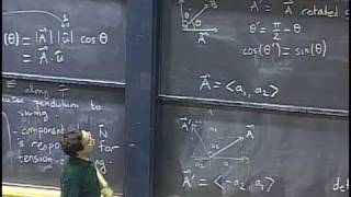 Lec 2 | MIT 18.02 Multivariable Calculus, Fall 2007
