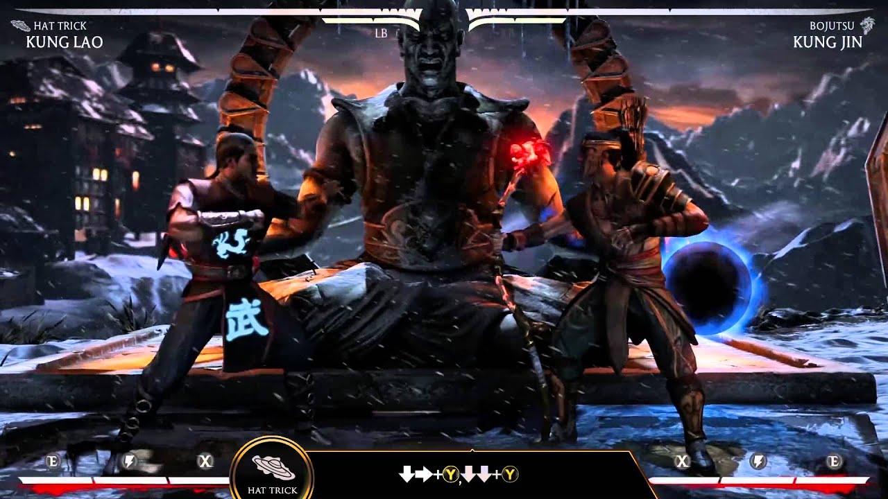 Mortal Kombat X: Kombat Klass - Kung Lao