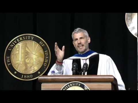 University of Idaho Commencement - May 11, 2013