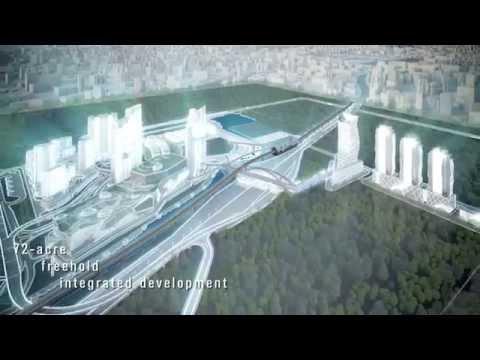 i-City - Modern Utropolis