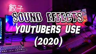 Download lagu POPULAR Sound Effects YOUTUBERS Use 2020!