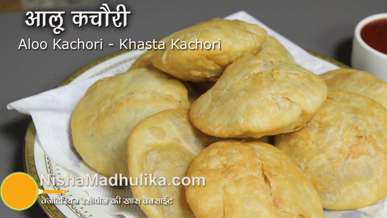 Aloo kachori recipe potato masala stuffed kachori youtube forumfinder Choice Image