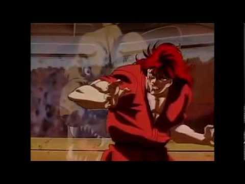 Grappler Baki   The Ultimate Fighter (Filme Completo Dublado) Animes Series Desenhos Jogos Games