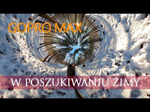W poszukiwaniu ZIMY / #GOPRO MAX