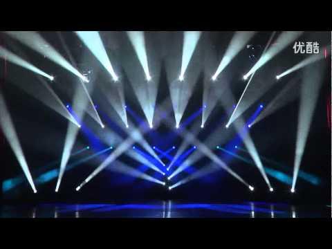 stage Led light/stage lighting/Movinf head light Demo