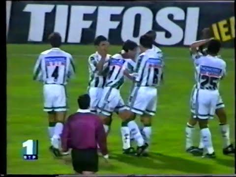 13J :: V. Setúbal - 2 x Sporting - 0 de 1997/1998