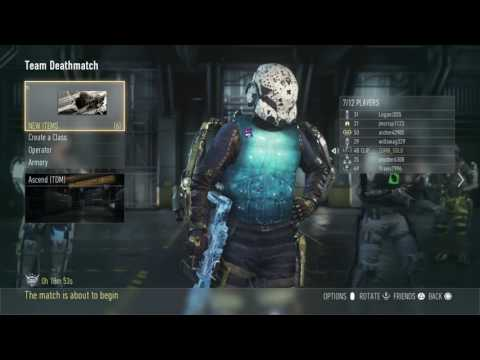 Call of duty advanced warfare multiplayer live