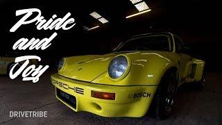Pride and Joy | Frank Cassidy's Porsche 911 RSR Hot-Rod