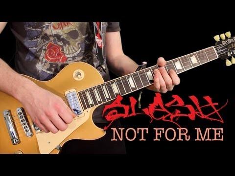'NOT FOR ME' by Slash, Myles & Co - FULL INSTRUMENTAL Performed by Karl Golden & Lion
