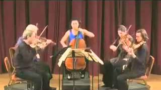 MFF Brahms G-Major Quintet, Op 111: III. Un Poco Allegretto