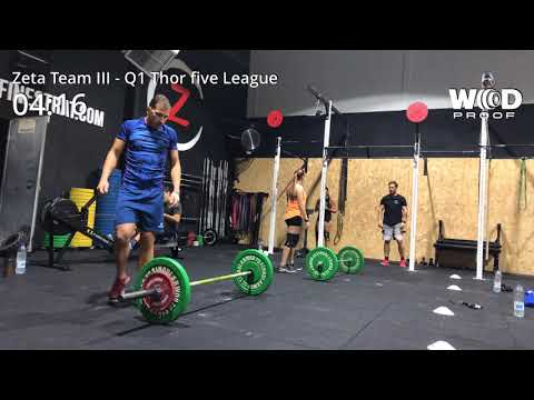Q1 Team Zeta III Thor Five League thumbnail