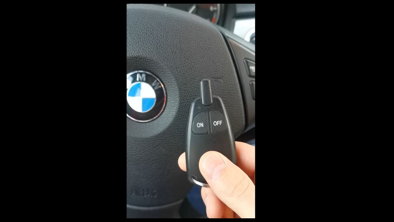 How To Connect Pair Webasto T93 Remote Controller To Your Bmw E90 E91 Youtube