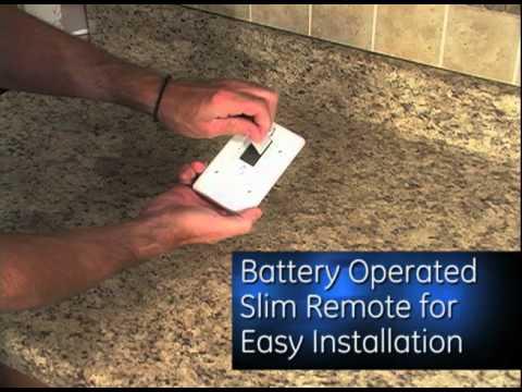 17512 Ge Wireless Remote Control 12 Inch Led Lightbar