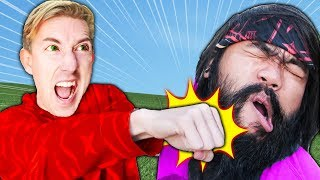 CWC vs Melvin PZ9 in Battle Royale Challenge in Real Life to Teach Best Friend How To Be a Spy Ninja