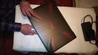Бюджетный игровой ноутбук за 1350$(ASUS TUF GAMING FX504GM)