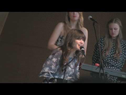 Sentimental Heart- She & Him (Live at Millennium Park 2010)
