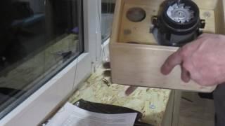 видео Домашняя мастерская: стружкоотсос своими руками