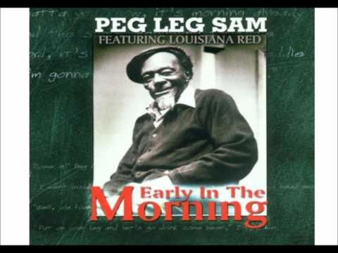 "FAST FREIGHT TRAIN..........."" PEG LEG""  SAM JACKSON"