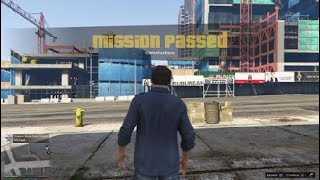 Grand Theft Auto V - Part 3 (PS4 Gameplay)