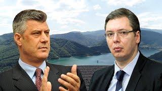 """""""Lufta për Ujmanin"""" – Liqeni që mund të ndez konfliktin e ri mes Kosovës dhe Serbisë – Top Story"""
