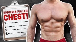 FULL CHEST ROUTINE! MORE GROWTH IN LESS TIME! (PLATEAU BREAKER)