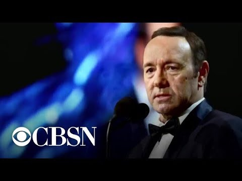Prosecutors drop criminal case against Kevin Spacey