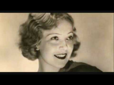 "MARTA EGGERTH  100. Birthday  ""Ich bin heut so froh"""
