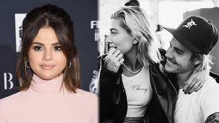 Selena Gomez Sends CRYPTIC Message to Justin & Hailey + Was SHOCKED Over Engagement