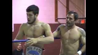CWF Mid-Atlantic Wrestling: Trevor Lee & Ben Tyler vs. Andrew Everett & Chris Lea (5/17/13)