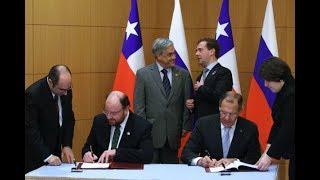 Что связывает Чили и Россию? Стиллавин