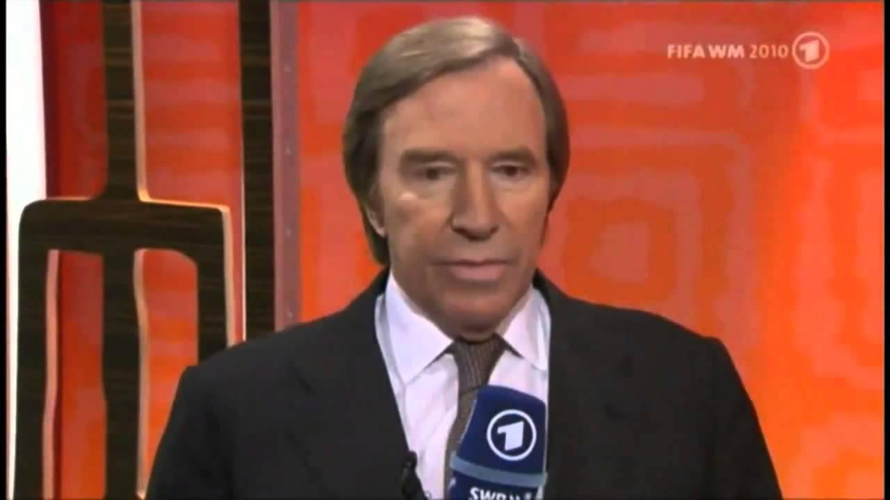 Günter Netzer vs Gerhard Delling Experte HD WM 2010