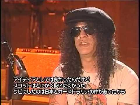 SLASH – Interview 2009 Pt.1
