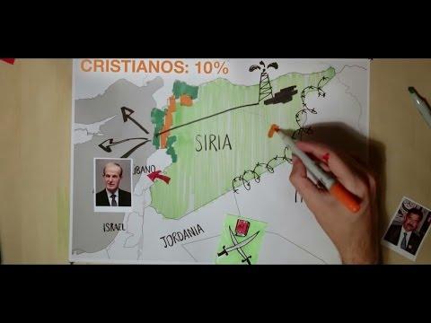 Explicación guerra Siria en 10 minutos (rápido y sencillo) | #WhySyria