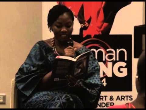 African Women Short Stories @Woman Rising Concert, 2014