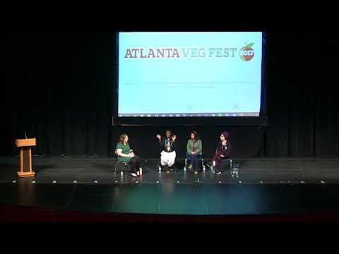Women's Health Panel Discussion 2017 Atlanta Veg Fest